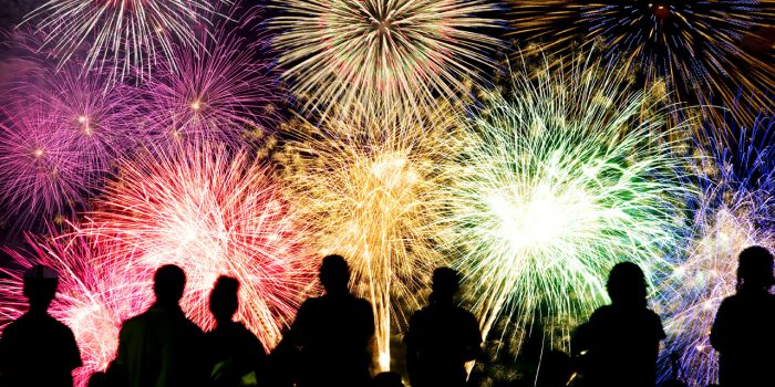 関西で見られる花火大会