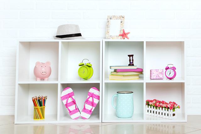 家具に挑戦!小さい棚を作成
