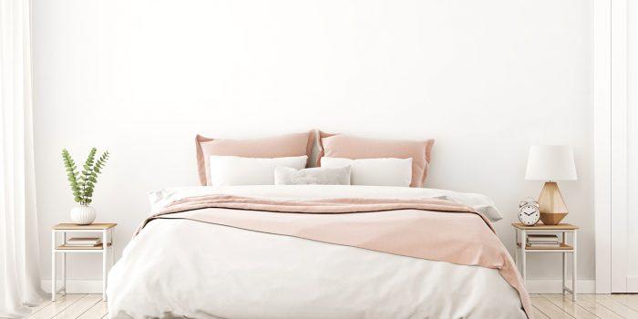 快適な眠りは寝室作りから