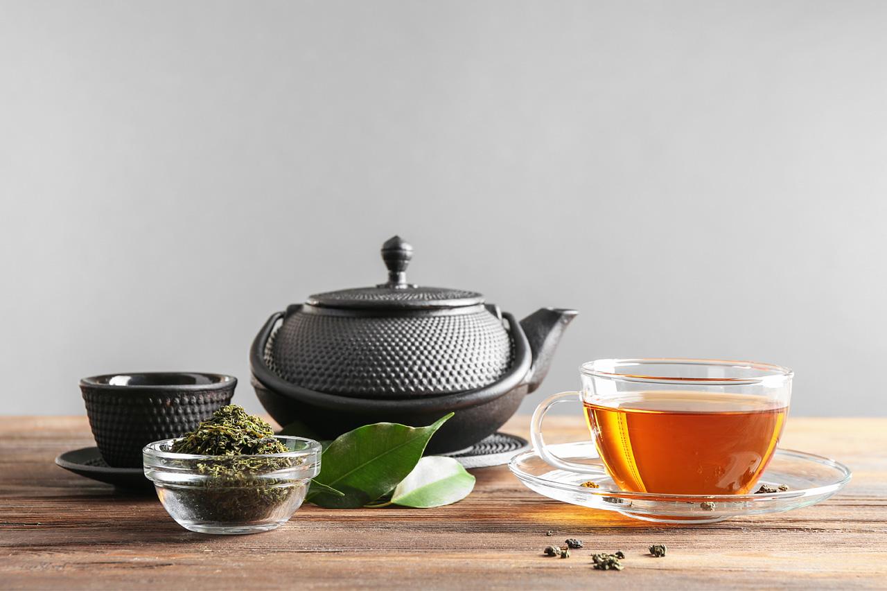 秋茶を楽しもう!